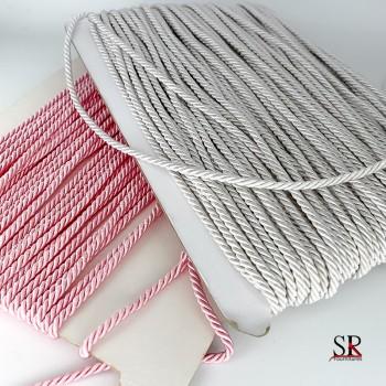 Cordon tressé polyester