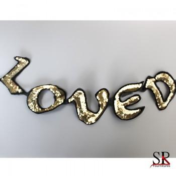 Ecusson Love