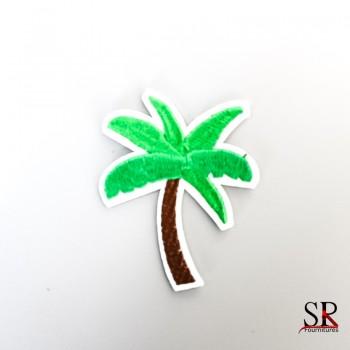 Ecusson palmier
