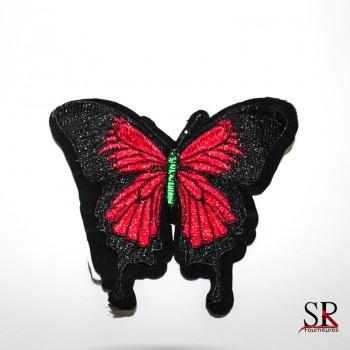 Ecusson papillon 84652