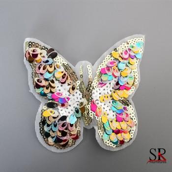 Ecusson papillon 84879