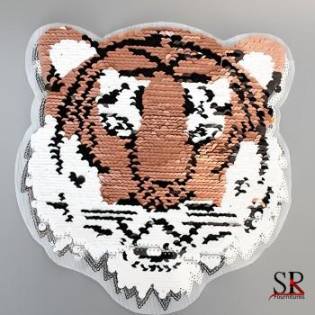 Ecusson tigre N09
